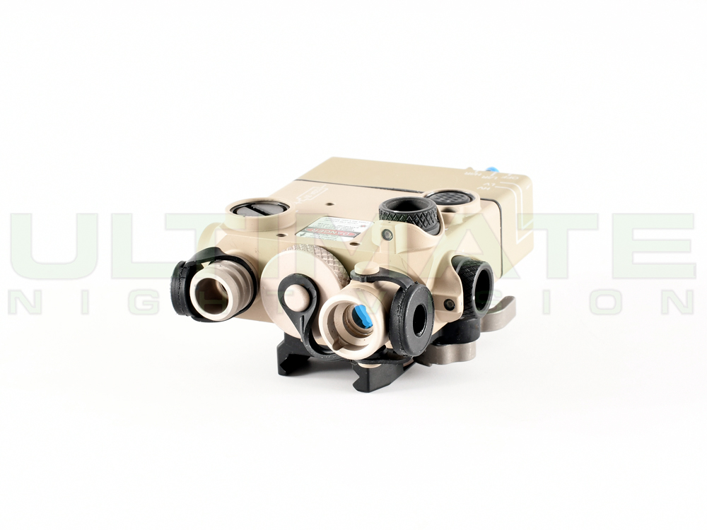 Laser Devices DBAL I2 Green Laser Desert Sand
