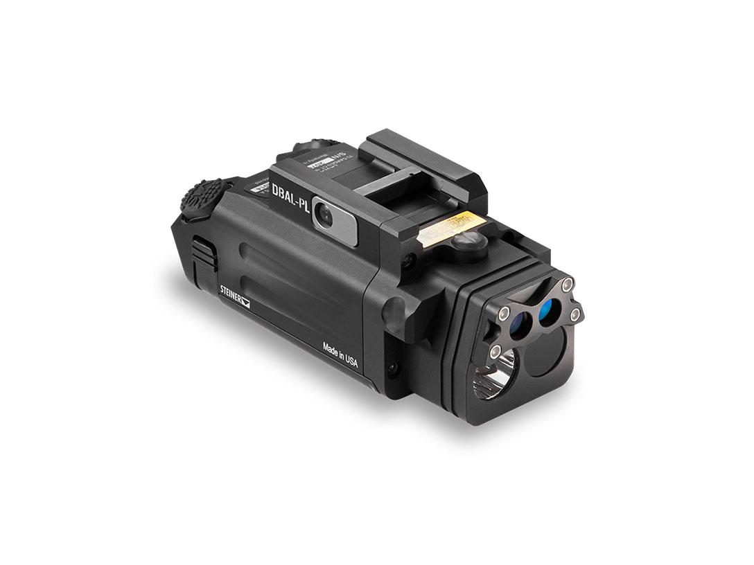 Laser Devices DBAL PL Green Laser Black