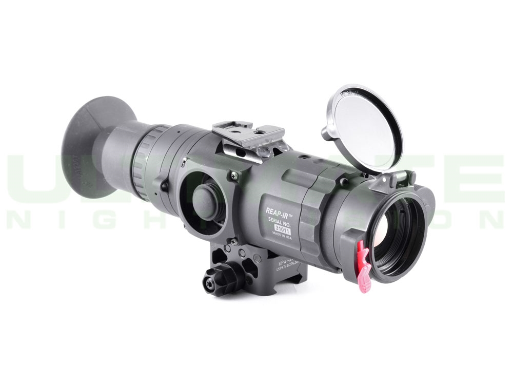 REAP-IR 640x480 Thermal weapon sight hi res by IR Defense