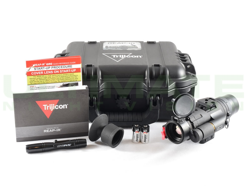 Trijicon REAP-IR Sight with $675 95 of Free Accessories