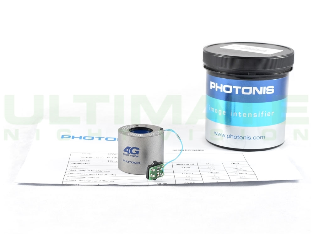 Photonis 4G INTENS White Tube