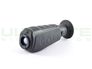 High Resolutions Images of the FLIR LS-XR Thermal Imager