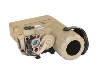 Laser Devices DBAL D2 Green Laser Desert Sand