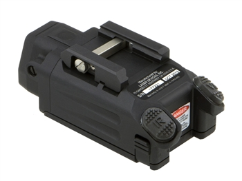 Laser Devices DBAL PL Green Laser Black