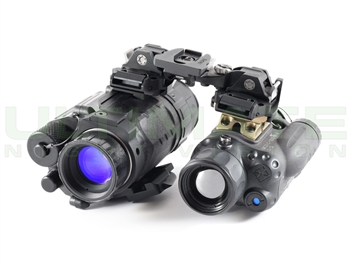SKEETIR-L Micro Thermal Monocular with IR Laser