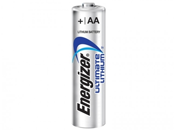 Energizer Ultimate Lithium L91 AA Battery - 1pc