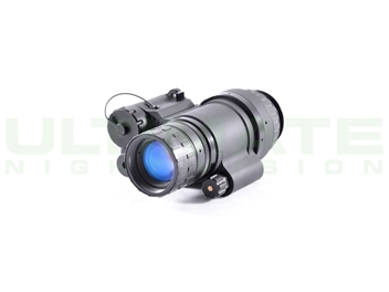 MOD-3 C-Mount Night Vision Monocular with Gain Control - Filmless White Phosphor