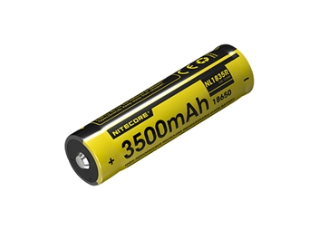 Nitecore NL1835R 18650 Battery - 3500mAh